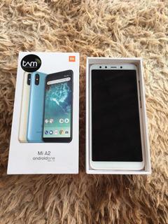 Xiaomi Mi A2 4gb Ram 64gb Rom Global, Pouco Tempo De Uso!!