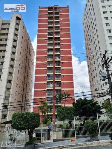 Apartamento Com 3 Dormitórios À Venda, 75 M² Por R$ 500.000,00 - Freguesia Do Ó - São Paulo/sp - Ap4081