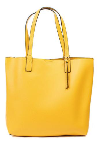 Cartera Shopper Con Bolsa Interna Special Price Isadora