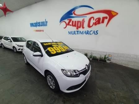 Renault Sandero 2019 / Sem Entrada / Parcelas 999,00