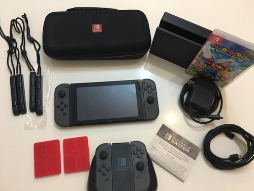 Nintendo Switch 26gb Impecable