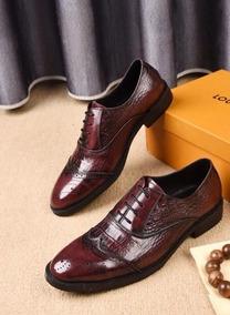Zapatos Lv Para Caballero