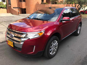 Ford Edge Limited At 3500cc 4x4 2014