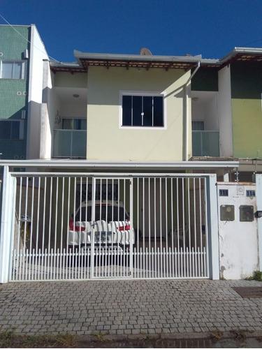 Ótimo Sobrado Em Camboriú No Bairro São Francisco De Assis 03 Dormitórios - Sb00109 - 34087376