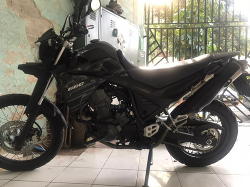 Xt 660r