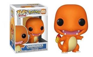 Funko Pop Pokemon Charmander 455