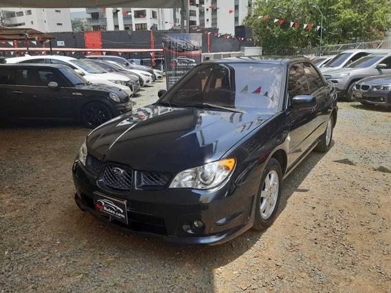 Subaru Impreza 2007 Awp Mt 1600cc Ap