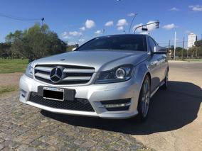 Mercedes Benz Clase C 250 Coupe Sport Kit Amg - Impecable -