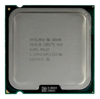 Procesador Intel Core2 Duo E8600 3.33ghz 6mb Cache Lga 775