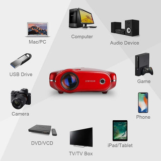 Proyector Video Deam Xpe498 3200 Lumenes Hdmi / Vga / Usb