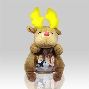 Peluche Reno Navidad Fujifilm