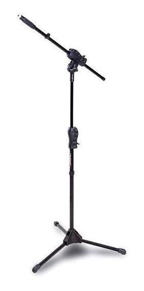Pedestal Suporte Para Microfone Ibox Estante Girafa Smmax