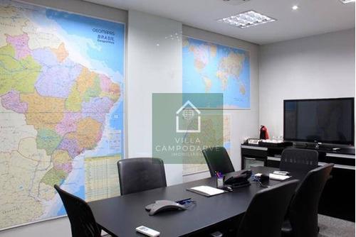 Imagem 1 de 22 de Sala À Venda, 153 M² Por R$ 1.900.000,00 - Vila Leopoldina - São Paulo/sp - Sa0001