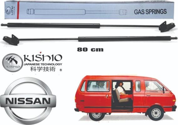2 Amortiguadores De 5a Puerta O Cajuela Izquierdo Y Derecho Nissan Ichivan 87-93 Completos