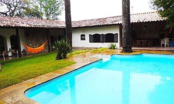 88160 * Linda Casa Para Venda No Alto Da Boa Vista! - Ca0097