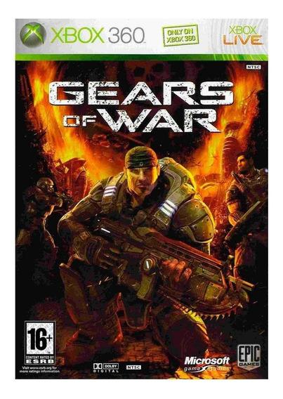 Jogo X Box 360 Gears Of War Judgment Usado