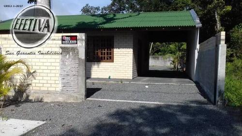 Residência 173m² - Nereidas - Guaratuba - 1858r