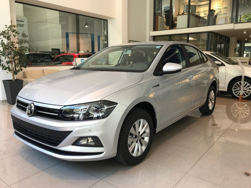Volkswagen Virtus Comfortline At 1.6 110cv 0 Km Autotag 2021