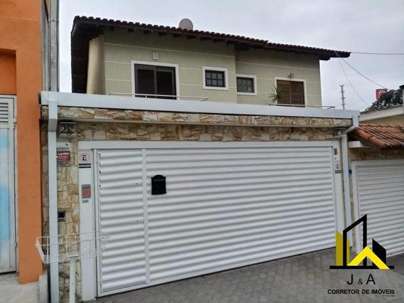 Sobrado Para Venda Em Osasco, Umuarama, 3 Dormitórios, 1 Suíte, 3 Banheiros, 2 Vagas - Ca 00044_1-1346123