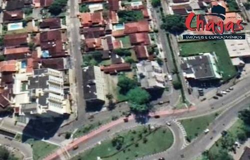 Imagem 1 de 5 de Terreno Na Área Central De Caraguatatuba Com 1516 Metros - 1800