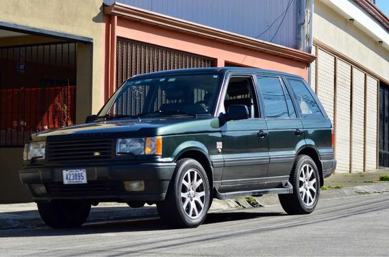 Land Rover Range Rover Range Rover Hse