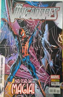 Homem Aranha E Vingadores - Nas Teias Da Magia