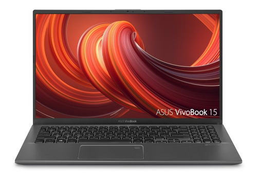 Notebook Asus Vivobook I5 10ma 8gb Ssd256 15,6 Full Hd Touch