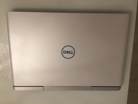 Notebook Dell G7 Gforce 1060 6gb - Ssd 256gb - 5 Meses Uso