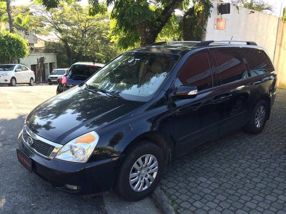Kia Carnival Ex 3.5 V6 ( 2011/2012 ) R$ 59.899,99