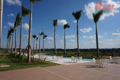 Terreno Residencial À Venda, Condomínio Alphaville, Araçatuba ( 02 Lotes Juntos ) - Te0057