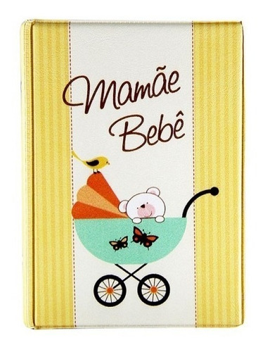 Imagem 1 de 3 de Álbum Fotográfico - Mamãe & Bebe P/ 100 Fotos 10x15