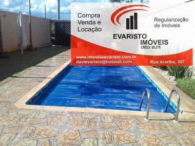 Casa Para Venda Em Limeira, Jequetiba, 1 Dormitório - 3049
