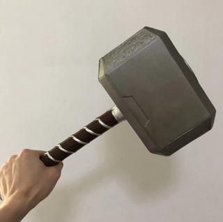 Martelo (mjolnir) Thor 1:1 Replica Adulto Vingadores