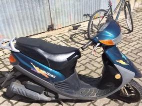 Scooter Suzuki Sj50 Impecable Estado. Única Dueña