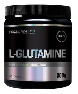L-glutamina 300g Probiótica