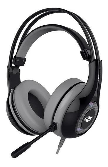 Headset Gamer C3 Tech Preto Com Microfone Usb Heron 2