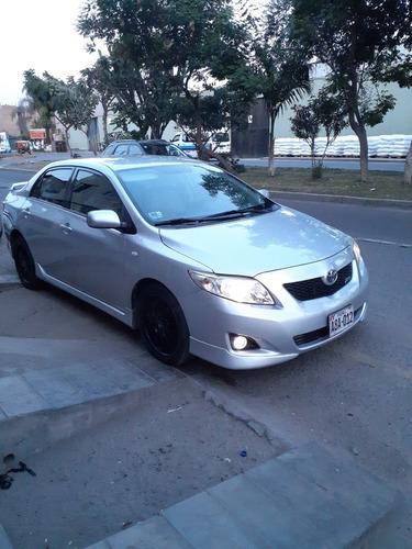 Toyota Corolla Xrs 2010