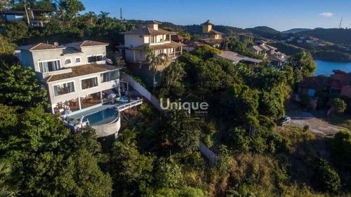 Casa Residencial À Venda, Ferradura, Armação Dos Búzios - Ca0534. - Ca0534
