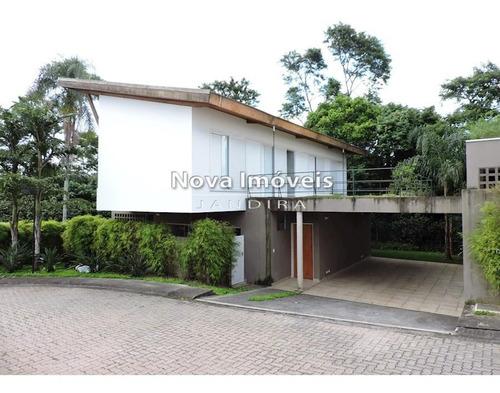 Imagem 1 de 27 de Vila Das Samambaias / Reserva Do Moinho - 3 Suites (casa 02) - 1410