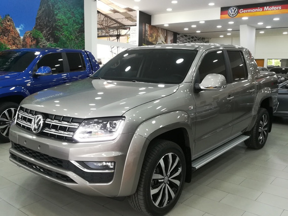 Volkswagen Amarok V6 Extreme 2021 Nuevo 0 Kms