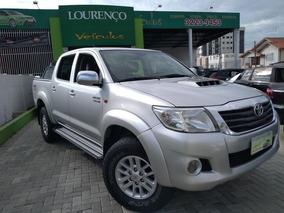Toyota Hilux 3.0 Sr 4x4 Diesel Completa 2012