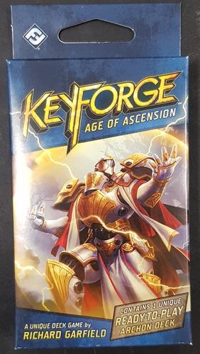 Keyforge Age Of Ascencion - Archon Deck Nuevo !!!
