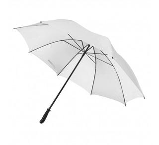 5 Paraguas Gigantes Reforzados Combinados Con Logo Estampado