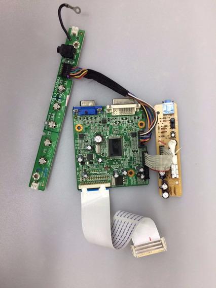 Kit Pci Principal Monitor Aoc 912wa 715g1899-1-hp Sva19wx02t