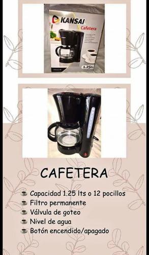 Cafetera. Capacidas 1,5 Litros.