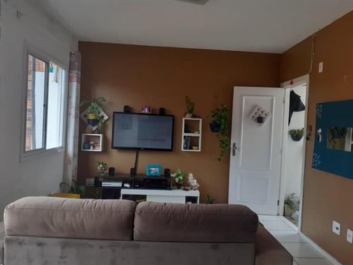 Casa À Venda, 55 M² Por R$ 170.000,00 - Terra Nova - Alvorada/rs - Ca0174