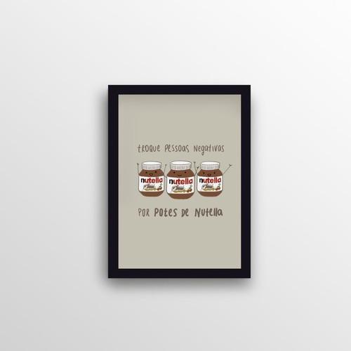 Imagem 1 de 2 de Poster - Nutella