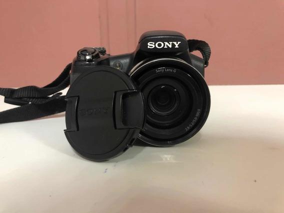 Câmera Sony Semi Profissional Modelo Dsc Hx1