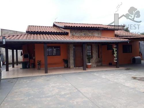 Cód 3458 - Casa Muito Boa, Com Quintal Tudo Concretado. - 3458