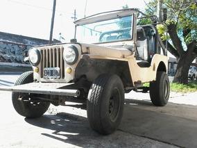 Jeep Willys Cj 4x4